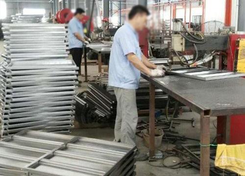 焊接和打磨