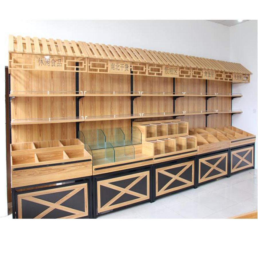超市木製品貨架使用注意事項有哪些