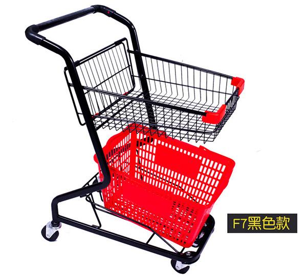 新款購物籃式購物車