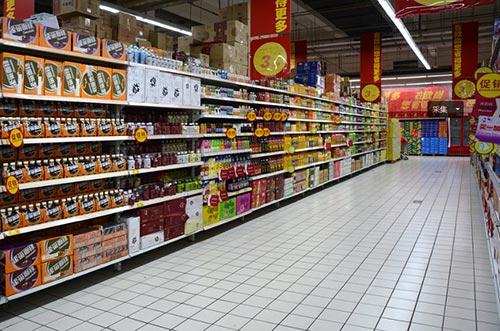 不知道超市貨架的擺放技巧?全在這裏了!