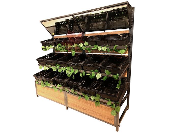HY-豪華蔬菜水果貨架