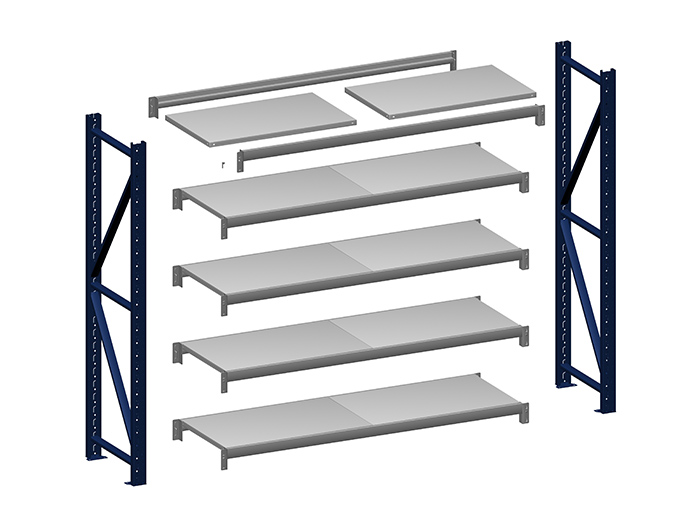 中型層板貨架