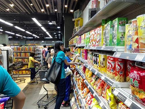 超市货架布局会让人变胖?我们超市行业应该学到什么!
