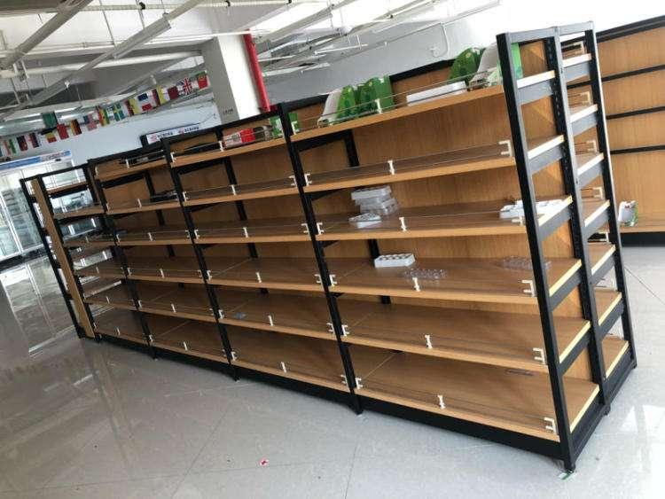郑州红叶超市货架都有哪些特点?