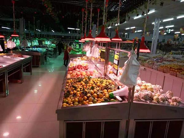 蔬菜水果貨架