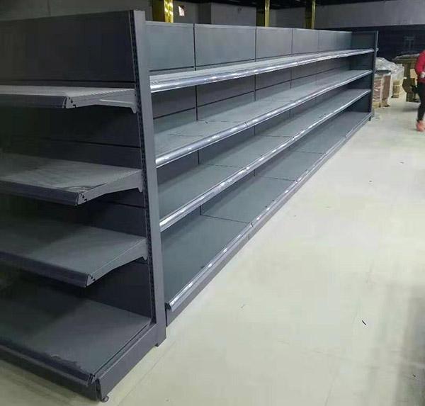 海南省陵水怡家綜合超市鋼製貨架