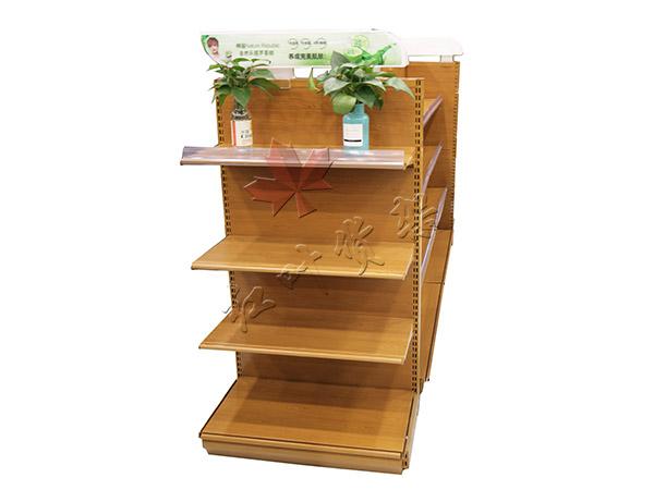 HY-木紋轉印雙麵化妝品貨架1