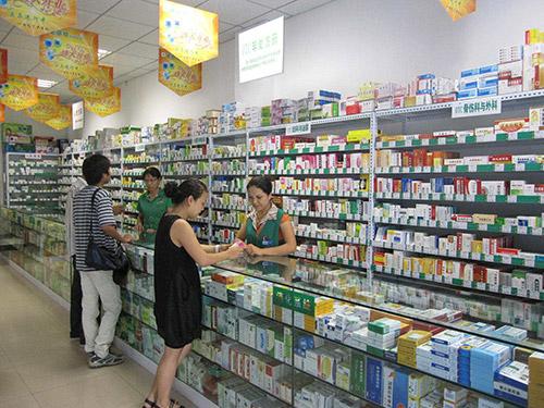 醫藥超市都需要哪些藥店貨架
