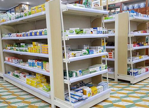 藥店選用什麽樣的貨架好