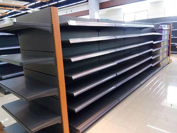 周口西華縣太平洋潤發購物廣場超市貨架案例