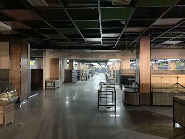 南阳唐河广隆购物广场整体布局