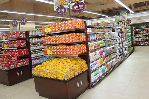 超市貨架擺放要注意哪些問題