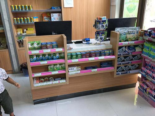 收银台货架对超市便利店营业额起到哪些重要作用