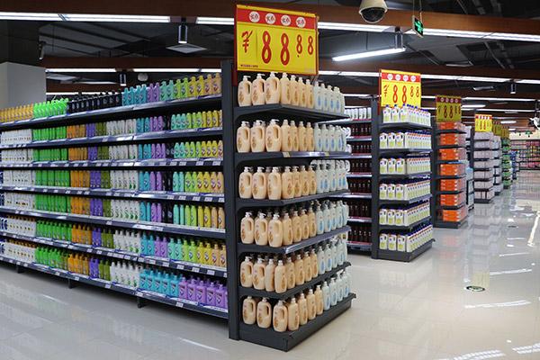 超市貨架商品擺放要注意哪些問題