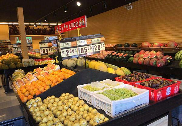 生鲜超市的销量跟货架选择有没有关系