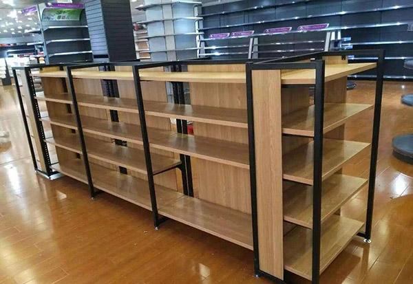 超市钢木货架保养的要点有哪些?