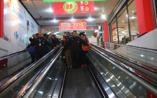 中國超市行業發展趨勢有下麵四點,對照一下發現很對