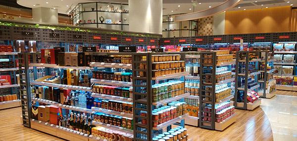 河南地區應該怎麽樣選擇合適的超市貨架?