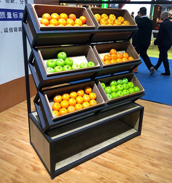 多層水果蔬菜造型架