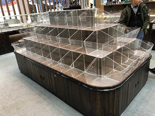 三层复古散货柜