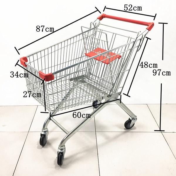 2020款超市手推車購物車
