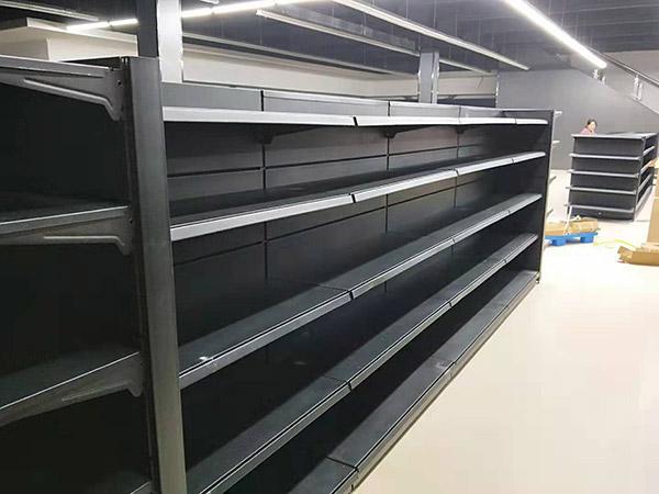 超市貨架細節