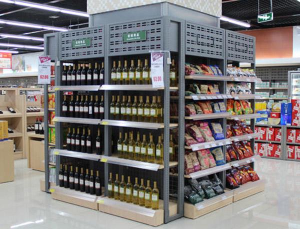超市货架的购买渠道二:经销商和代理商