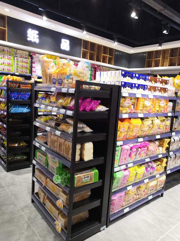 雙面超市貨架