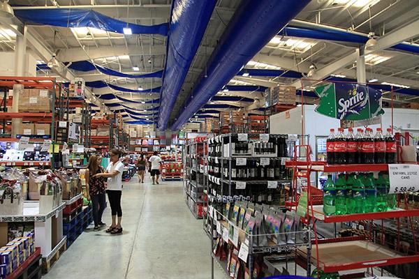 开个100平左右的超市买货架应该注意什么