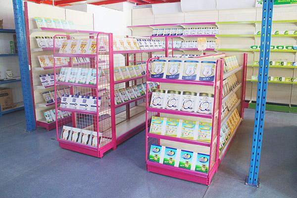 母嬰店設計原則及母嬰店貨架商品擺放設計原則