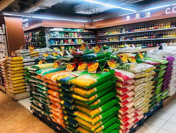 超市货架陈列技巧之粮油类陈列技巧