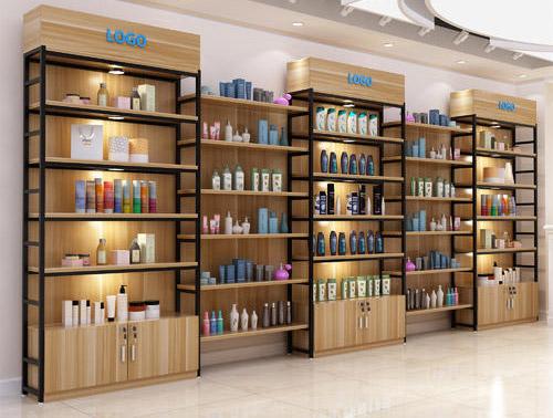 化妆品店里面的货架在哪里可以买到