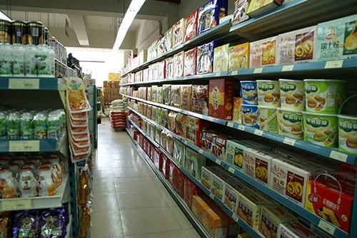 新开的超市,该用什么货架子比较好呢