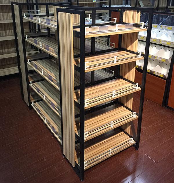 鋼木進口食品貨架