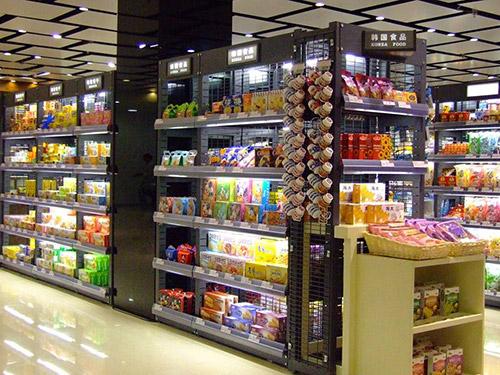 超市货架可以用到十年吗