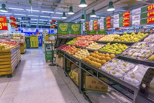 如何給超市選擇適用的貨架呢