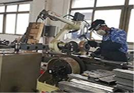 鄭州貨架廠焊接
