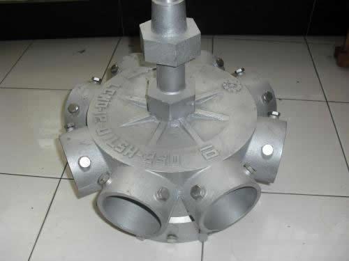 鋁制冷卻塔布水器