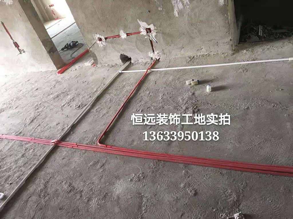 漯河恒远装饰水电与其他水电的差异