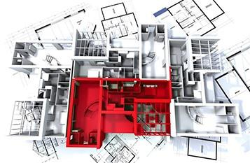 办公室设计,空间布置案例