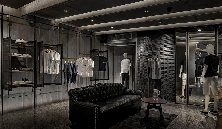 鄭州服裝店店鋪裝修