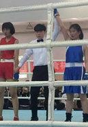 赛事 | 女子拳击队:群英角逐擂台,王者荣耀归来!