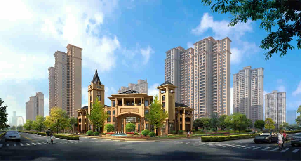 东芝-河南业绩 新乡松江房地产帕提欧3号楼