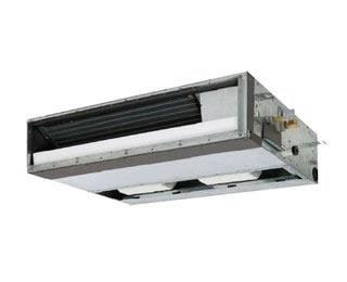 东芝商用中央空调超薄标准暗藏天花风管式