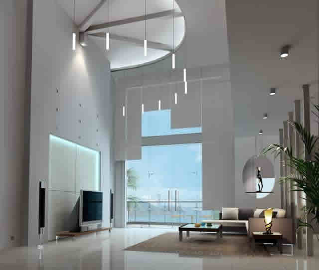 东芝家用中央空调-适用于四室三厅方案