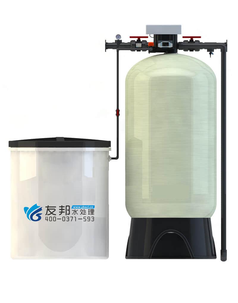 15T/H(每小时出水15吨)全自动软化水设备