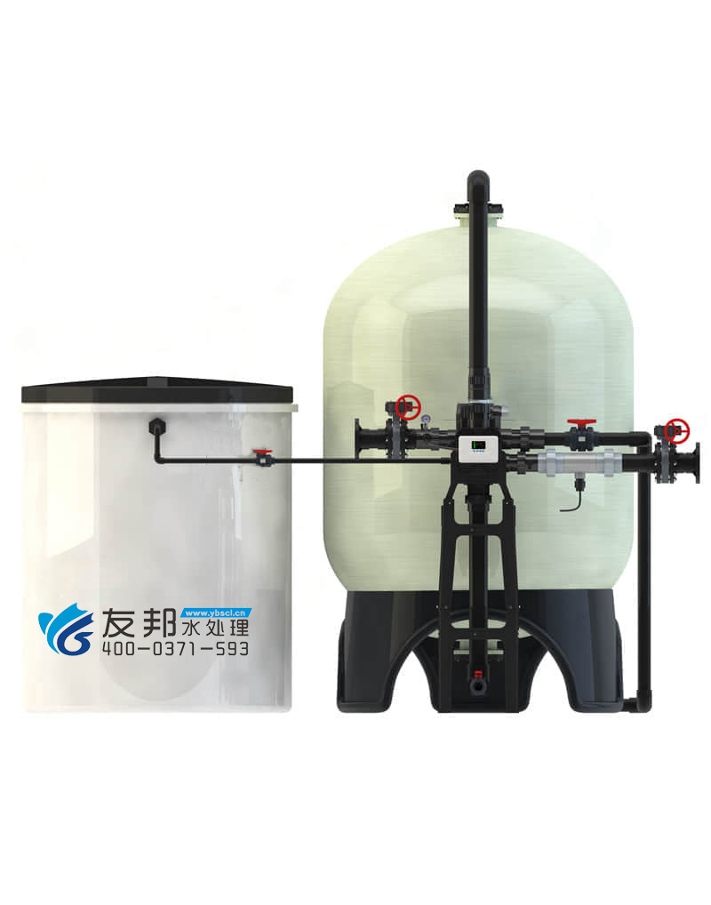 40-60T/H(每小时出水60吨)全自动软化水设备