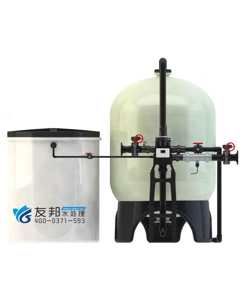 30-50T/H(每小时出水45吨)全自动软化水设备