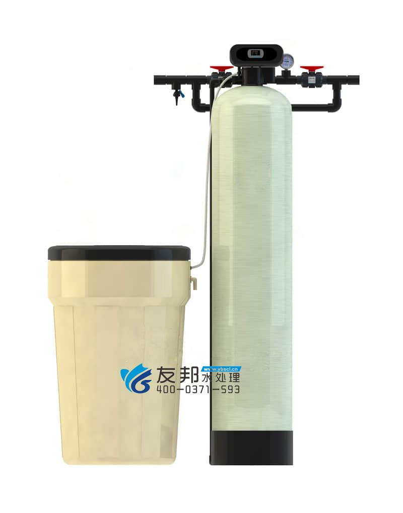 4T/H(每小时出水4吨)全自动软化水设备