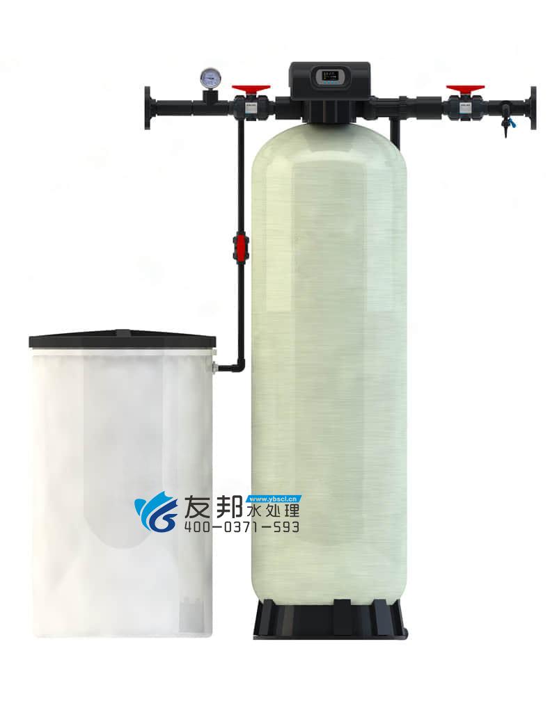 8T/H(每小时出水8吨)全自动软化水设备